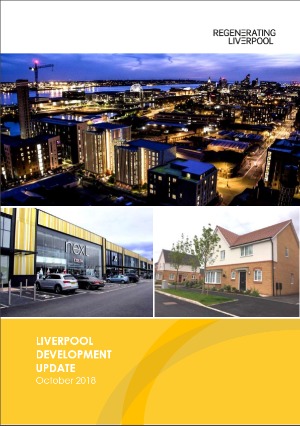 Liverpool Development Update – October 2018