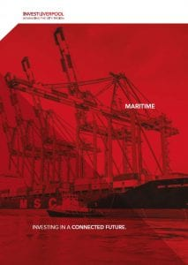 Read our Maritime brochure for more on Liverpool City Region's thriving, global maritime industry.