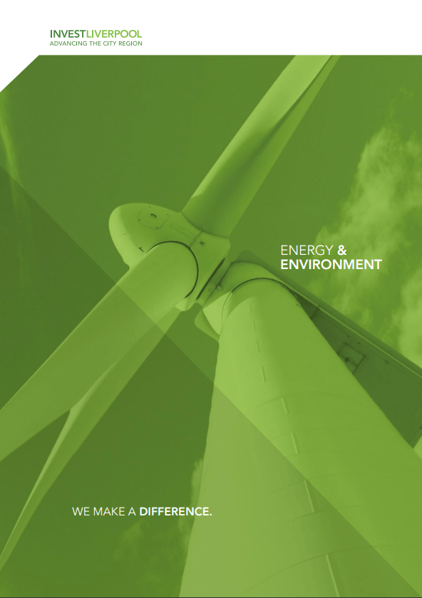 Energy & Environment | Invest Liverpool