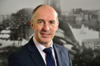 Richard Mawdsley, director of development at Peel L&P