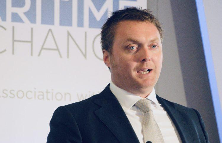 Chris Shirling-Rooke, CEO, Mersey Maritime