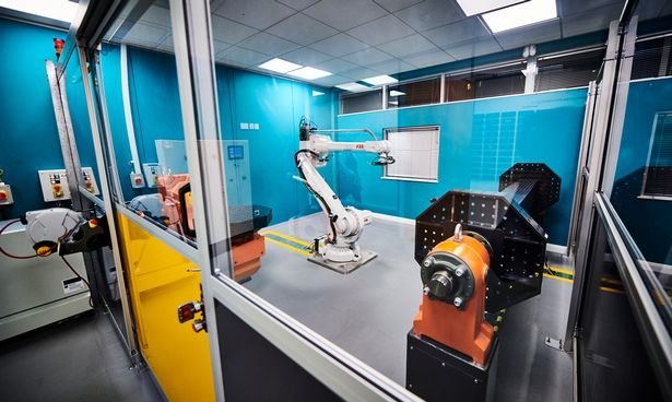 The Manufacturing Technology Centre,